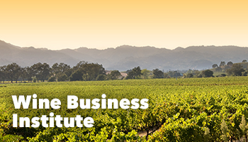 Wine Business Institute - Courses - Sonoma State School of Extended and International Education (SEIE)